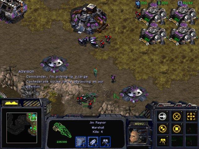 Скачать Старкрафт 1 Торрент - фото 7